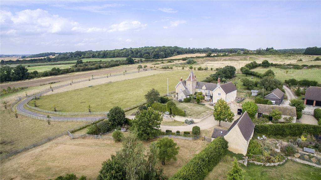 5 Bedrooms Detached House for sale in Little Bytham, Grantham, Lincolnshire