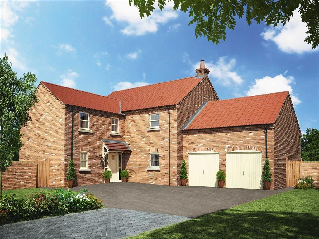 4 Bedrooms Detached House for sale in The Croft, Etton