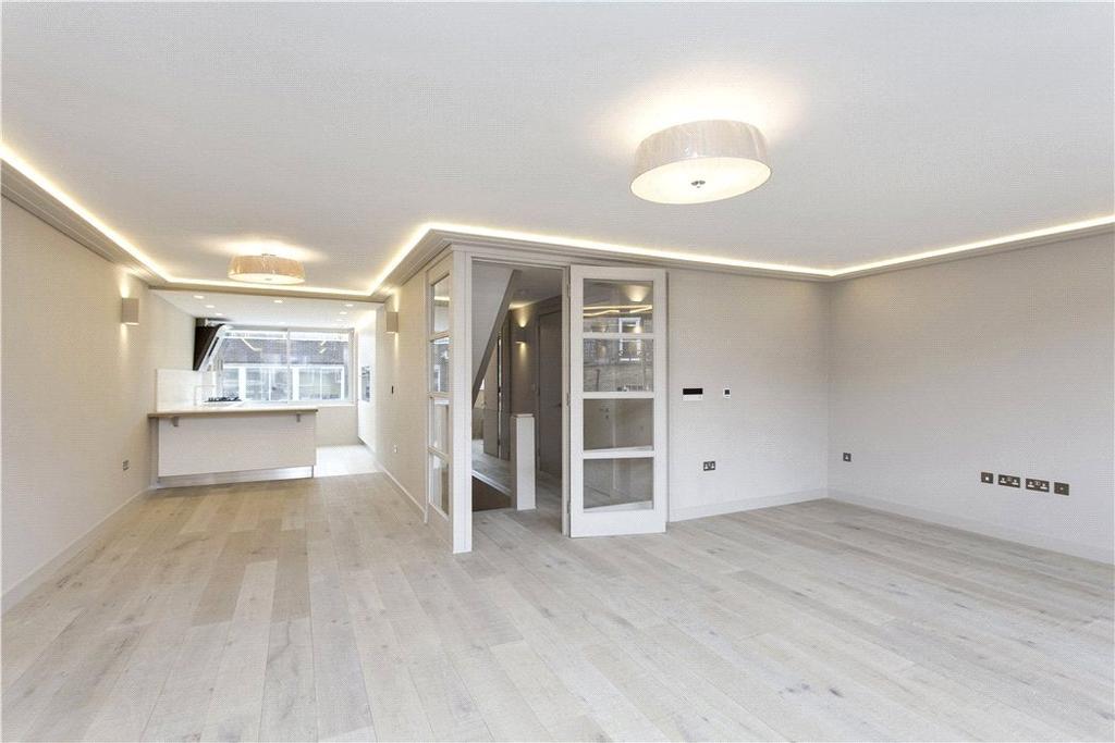4 Bedrooms Flat for sale in George Street, Marylebone, London, W1U