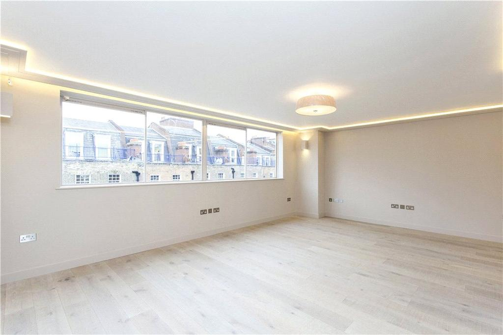 4 Bedrooms Flat for sale in George Street, Marylebone, London, W1U