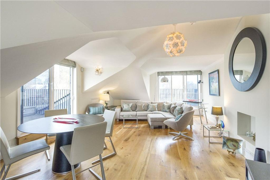 3 Bedrooms Flat for sale in Westbourne Terrace, Paddington, London, W2
