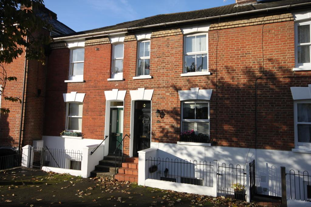 3 Bedrooms Terraced House for sale in THE GREENCROFT, SALISBURY, WILTSHIRE