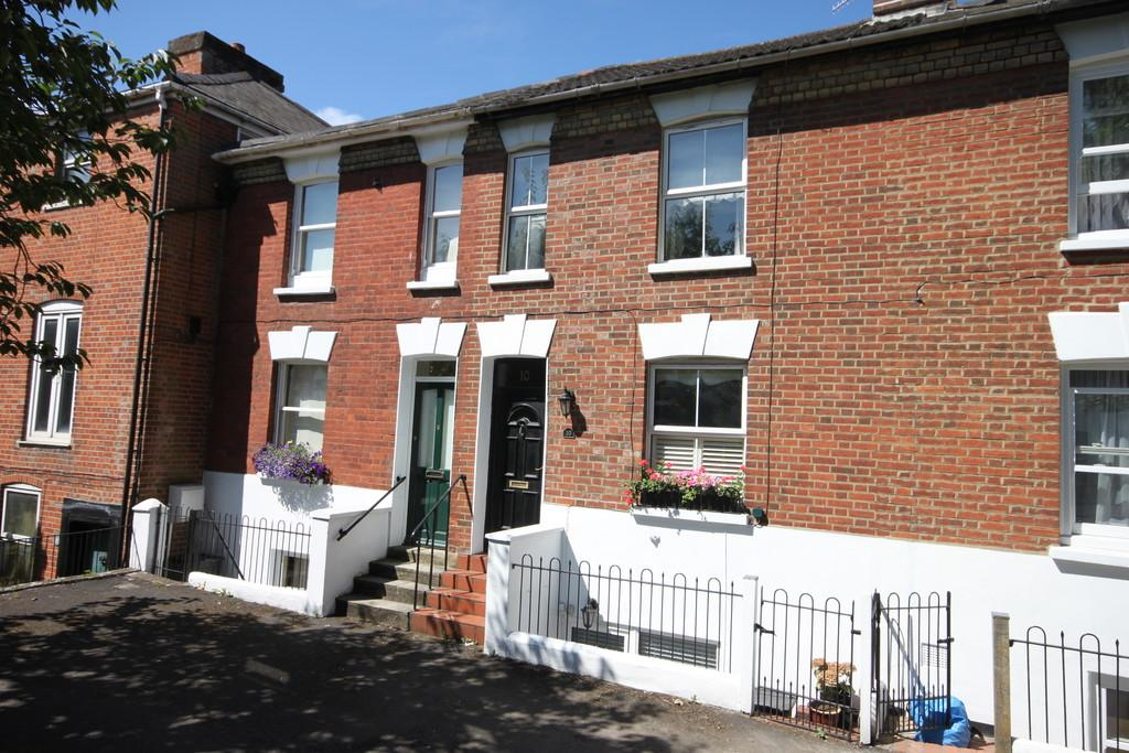 3 Bedrooms Terraced House for sale in THE GREENCROFT, SALISBURY, WILTSHIRE SP1 1JD