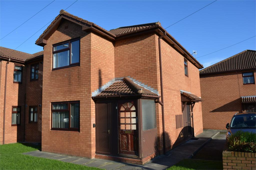 2 Bedrooms Apartment Flat for sale in Williamson Court, Rosefield Road, Liverpool, Merseyside, L25