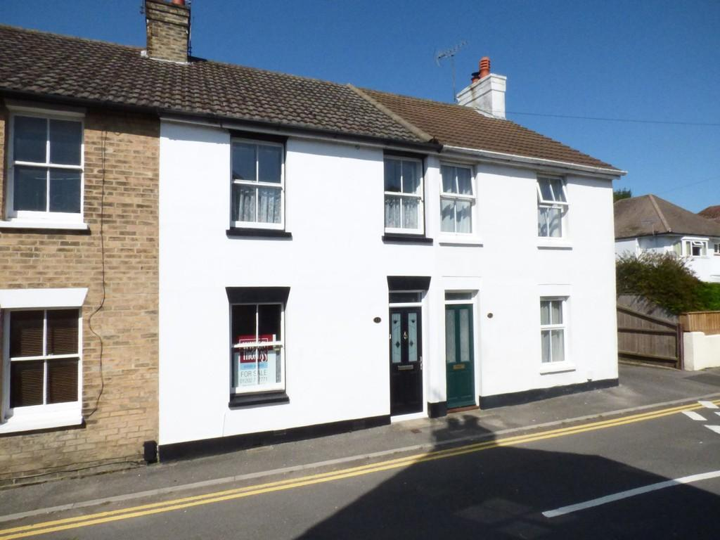 2 Bedrooms Terraced House for sale in Ashley Cross