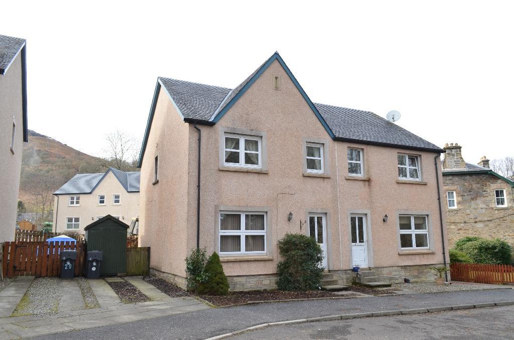 4 Bedrooms Semi Detached House for sale in Lyon Road, Killin, Stirling, FK21 8TE
