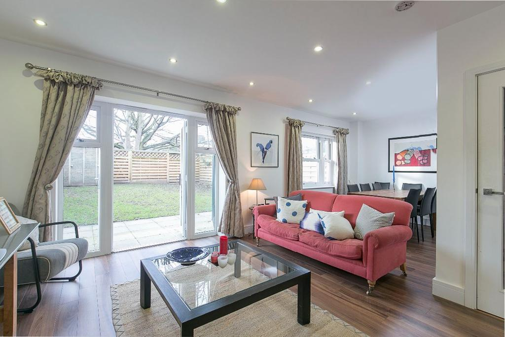 5 Bedrooms Terraced House for sale in Emerald Sq, London, SW15