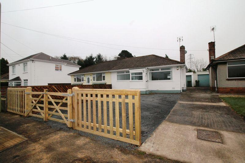 3 Bedrooms Bungalow for sale in Heol Dowlais, Efail Isaf, CF38 1BE