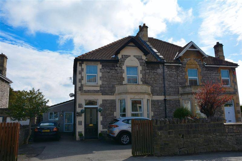 4 Bedrooms Semi Detached House for sale in Milton Road, Weston-Super-Mare