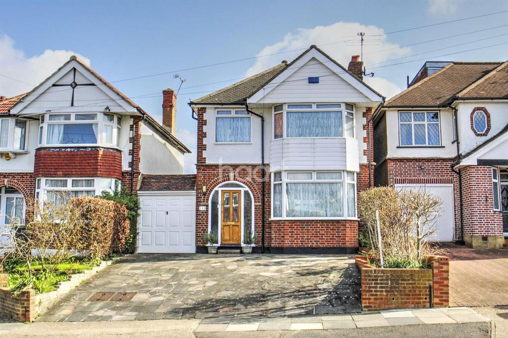 3 Bedrooms Detached House for sale in Manor Drive North, Worcester Park
