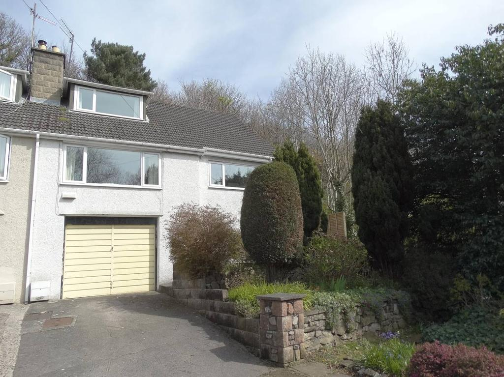 3 Bedrooms Semi Detached House for sale in 14 Dinerth Road, Rhos on Sea, LL28 4YN