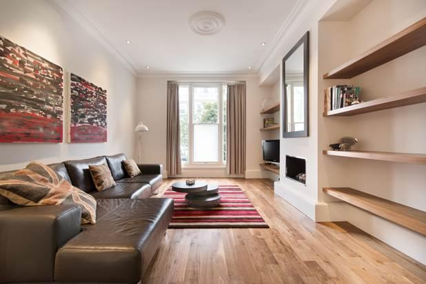 3 Bedrooms Flat for sale in Ledbury Road, London, W11