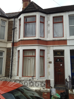 4 bedroom terraced house to rent - Arabella Street, Roath, Cardiff, CF24