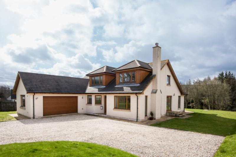 5 Bedrooms Detached House for sale in Grangeview, Coldingham, Berwickshire, Scottish Borders