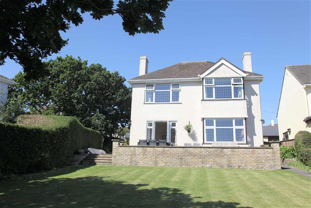 5 Bedrooms Detached House for sale in Yorke Road, Dartmouth, Dartmouth, Devon, TQ6