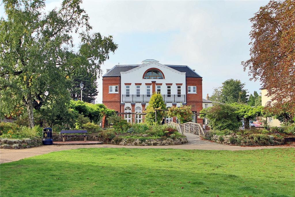 2 Bedrooms Flat for sale in Sevenoaks House, Dartford Road, Sevenoaks, Kent, TN13
