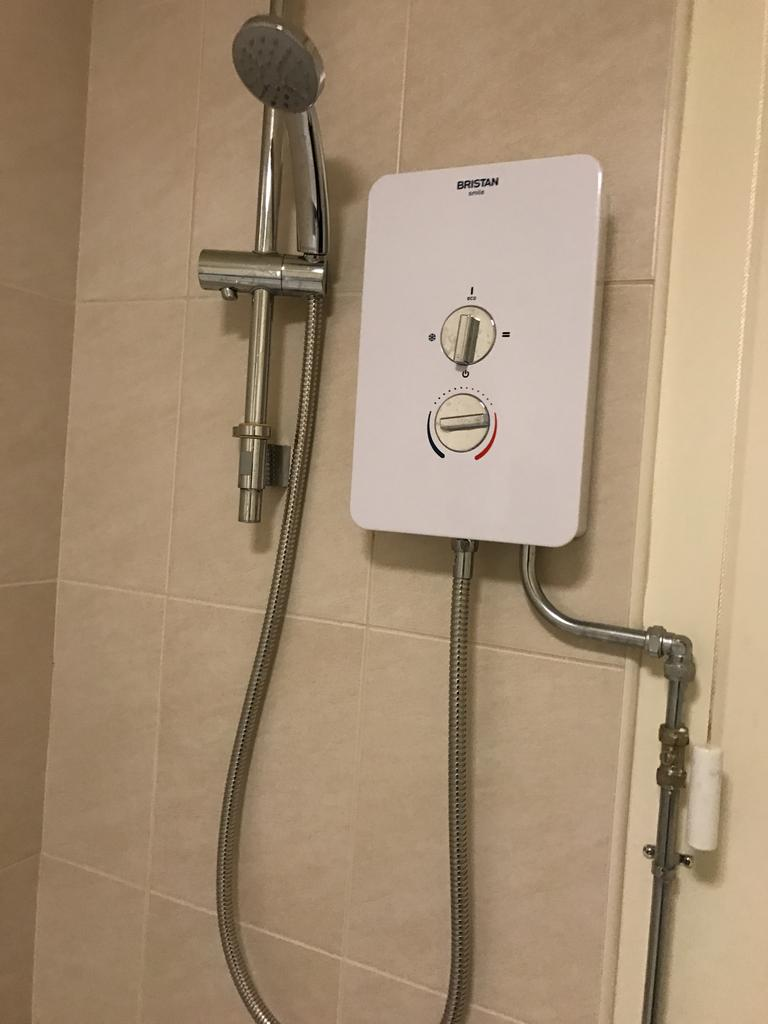 Electric Shower Over Bath