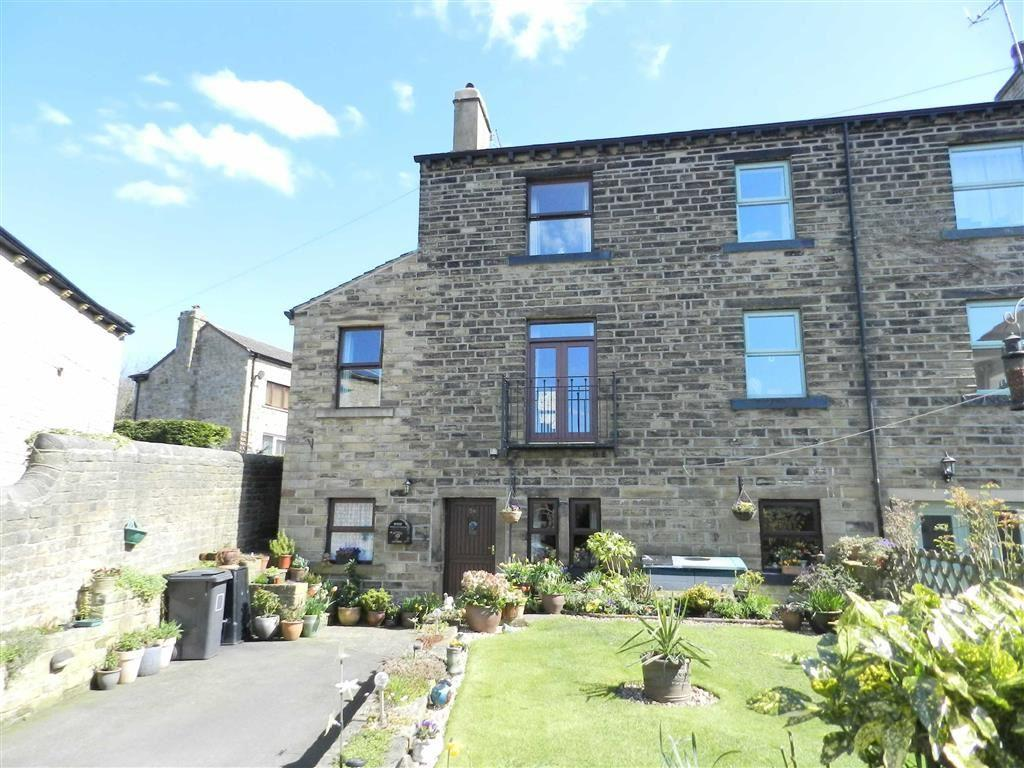 3 Bedrooms Cottage House for sale in Hall Ing Lane, Honley, Holmfirth, HD9
