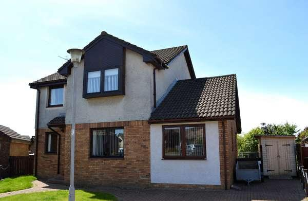 4 Bedrooms Detached House for sale in 5 Knockrivoch Wynd, Ardrossan, KA22 7QA