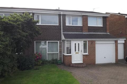 4 bedroom semi-detached house to rent - Wolsingham Drive, Newton Hall, Durham, DH1