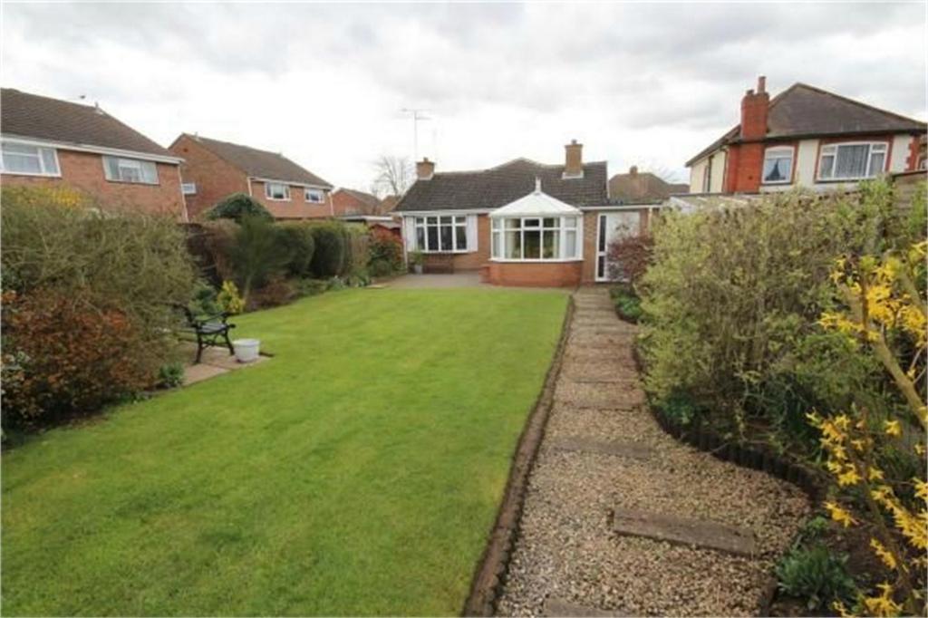 2 Bedrooms Detached Bungalow for sale in Kingsbridge Road, Weddington, Nuneaton, Warwickshire