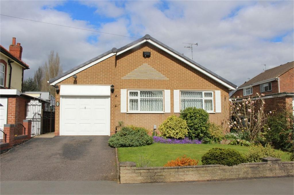 2 Bedrooms Detached Bungalow for sale in Kingsbridge Road, Weddington, Nuneaton, Warwickshire