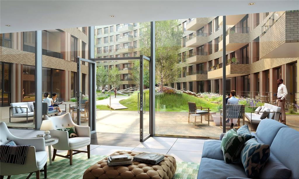 3 Bedrooms Flat for sale in Television Centre, 101 Wood Lane, London