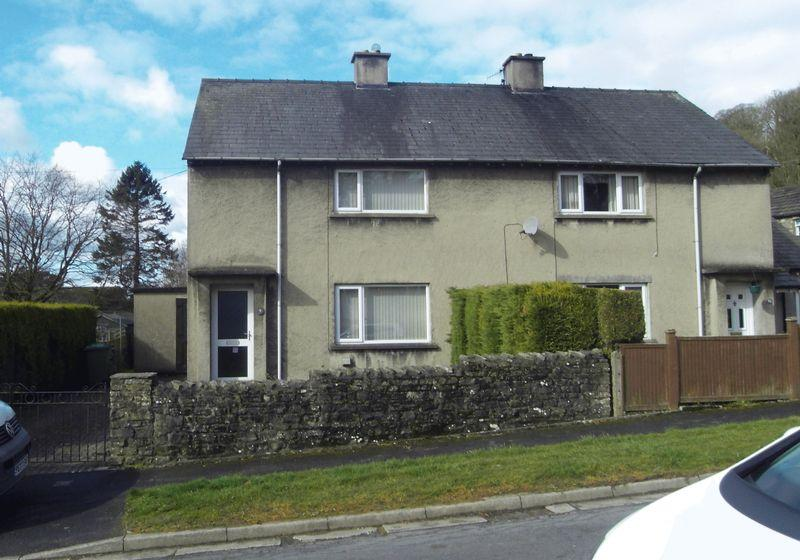 3 Bedrooms Semi Detached House for sale in 9 Thornsbank, Sedbergh