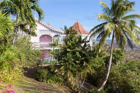 4 bedroom detached house  - Manderley Villa, Cap Estate, St Lucia
