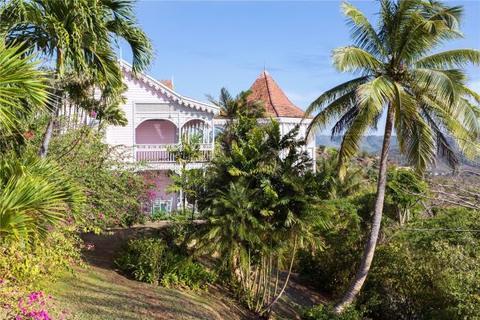 4 bedroom detached house  - Manderley Villa, Cap Estate, St Lucia