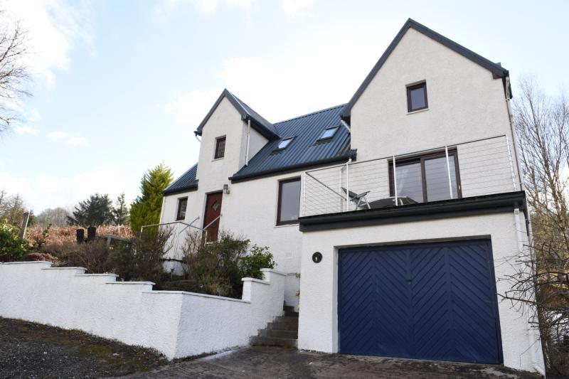 2 Bedrooms Detached House for sale in Traigh, west drive, Ardbrecknish, Dalmally, Argyll