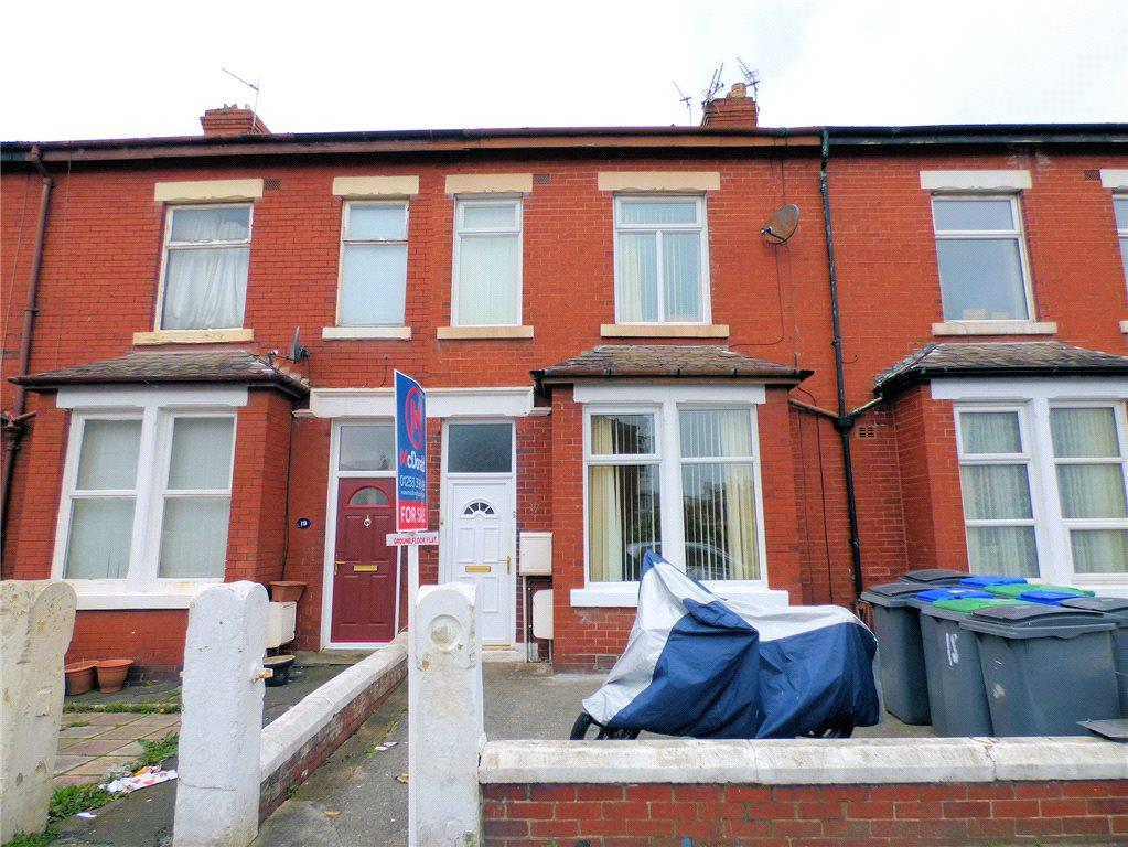 1 Bedroom Apartment Flat for sale in Ground Floor Flat, Dunelt Road, Blackpool, Lancashire