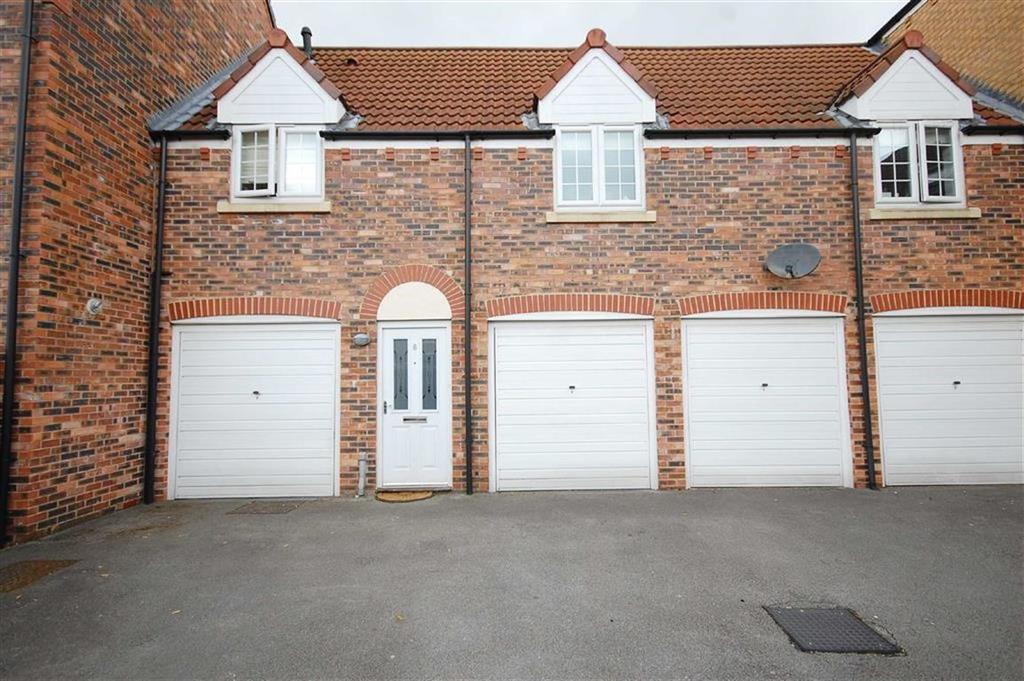 2 Bedrooms Apartment Flat for sale in Scholars Gate, Garforth, Leeds, West Yorkshire, LS25