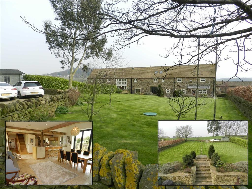 4 Bedrooms Barn Conversion Character Property for sale in Stainborough Fold, Hood Green, S75