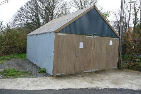Land for sale - Garage Plot at, Lower St Marys Street, Newport, Pembrokeshire