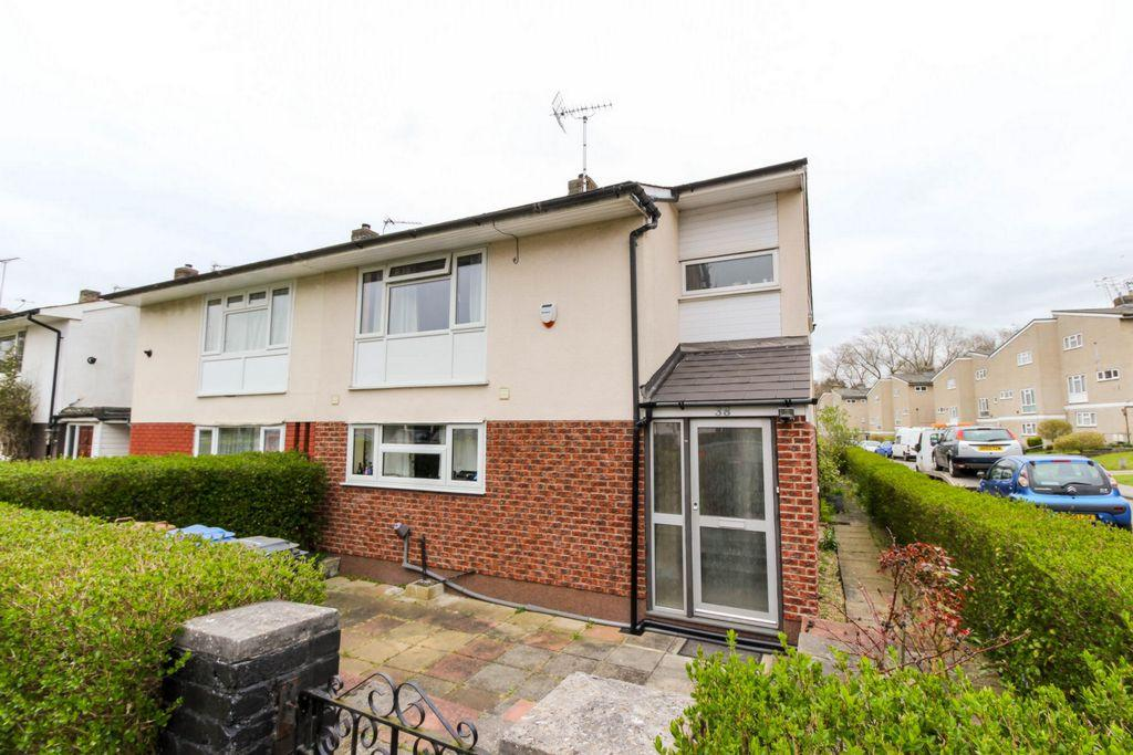 3 Bedrooms Semi Detached House for sale in Deerswood Avenue, Hatfield, AL10