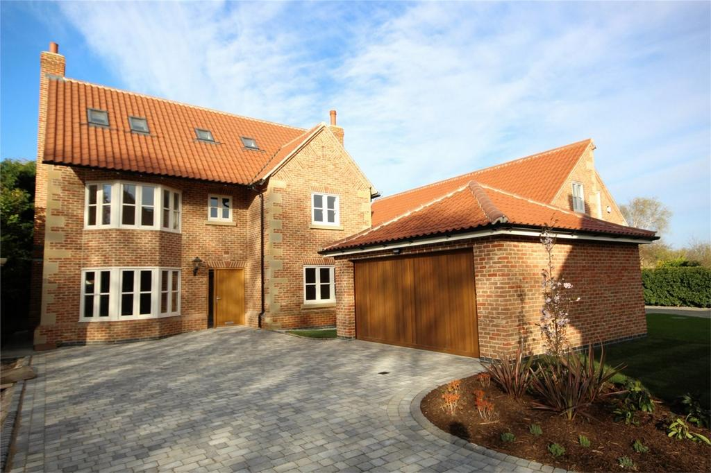 5 Bedrooms Detached House for sale in Mere Glen, Leconfield, East Riding of Yorkshire