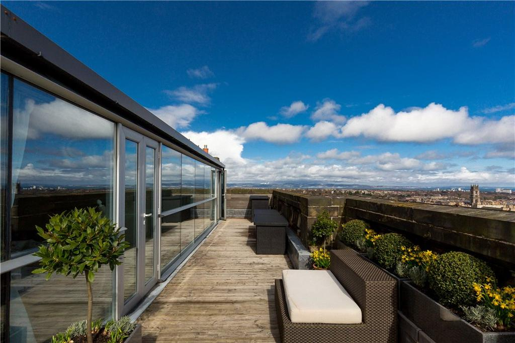 3 Bedrooms Flat for sale in Wemyss Place, New Town, Edinburgh, EH3