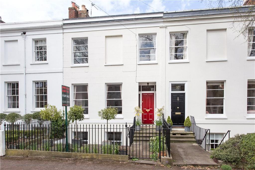 4 Bedrooms Terraced House for sale in Gratton Road, Cheltenham, Gloucestershire, GL50