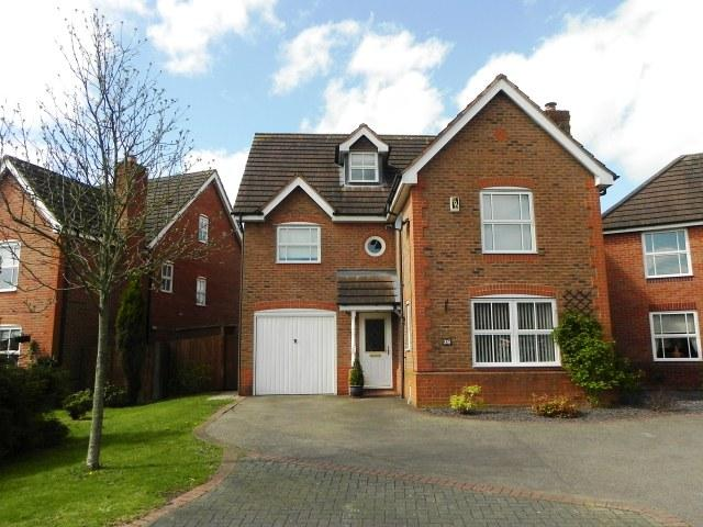 4 Bedrooms Detached House for sale in Elm Road,New Hall Manor,Sutton Coldfield