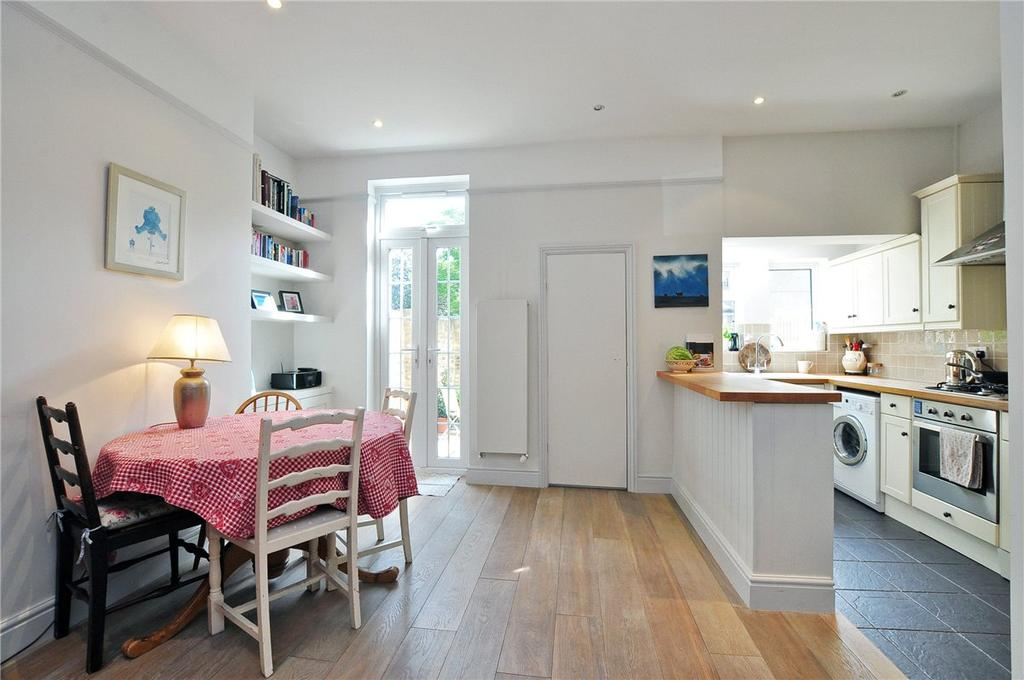 4 Bedrooms End Of Terrace House for rent in Buxton Road, London, SW14