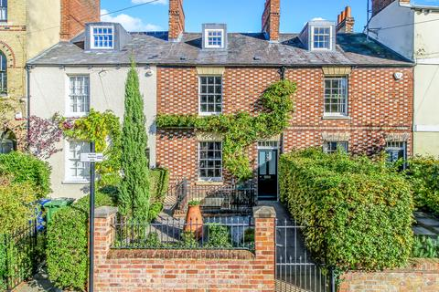 4 bedroom terraced house for sale - Winchester Road, Central North Oxford