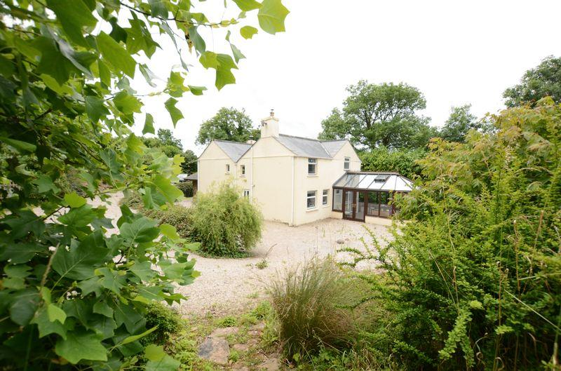 4 Bedrooms Detached House for sale in Kelly, Lifton