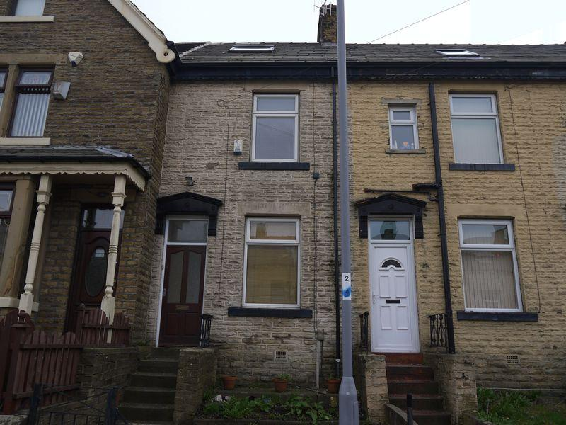 2 Bedrooms Terraced House for sale in New Hey Road, Bradford, BD4 7LD