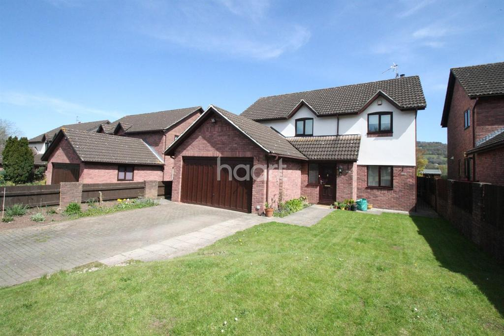4 Bedrooms Detached House for sale in Wyebeeches, Monmouth, Monmouthshire