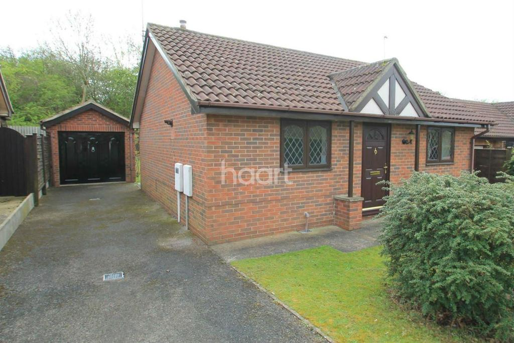 2 Bedrooms Bungalow for sale in Marchington Close