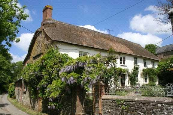 5 Bedrooms Detached House for sale in Woodrow, Ashreigney, Devon