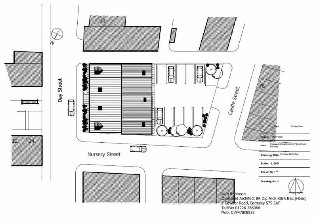 Land Commercial for sale in Day Street, Barnsley, S70