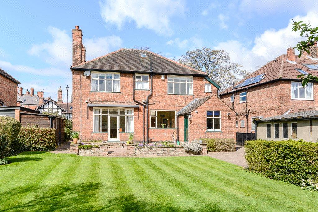4 Bedrooms Detached House for sale in St. Olaves Road, York, North Yorkshire, YO30
