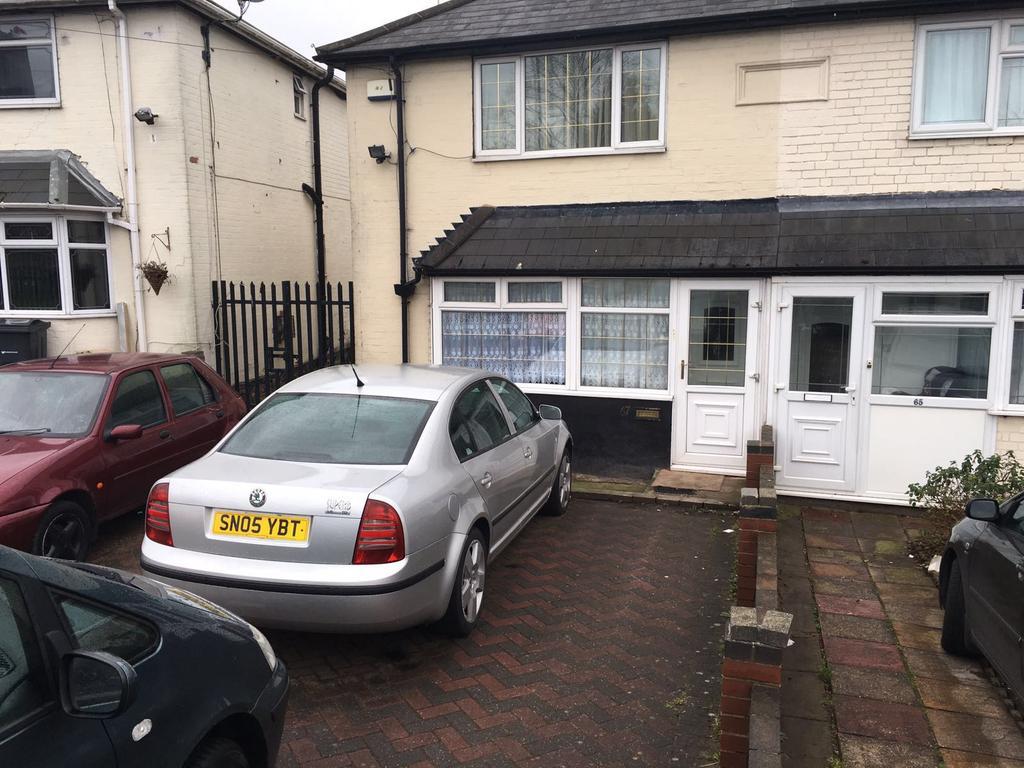3 Bedrooms Semi Detached House for sale in Burney Lane, Alum Roack, Birmingham B8